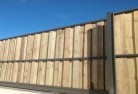 Aroona Lap and cap timber fencing 1