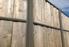 Aroona Lap and cap timber fencing 2