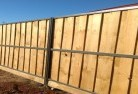 Aroona Lap and cap timber fencing 4