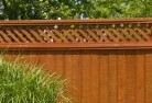 Aroona Timber fencing 14
