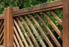 Aroona Timber fencing 7